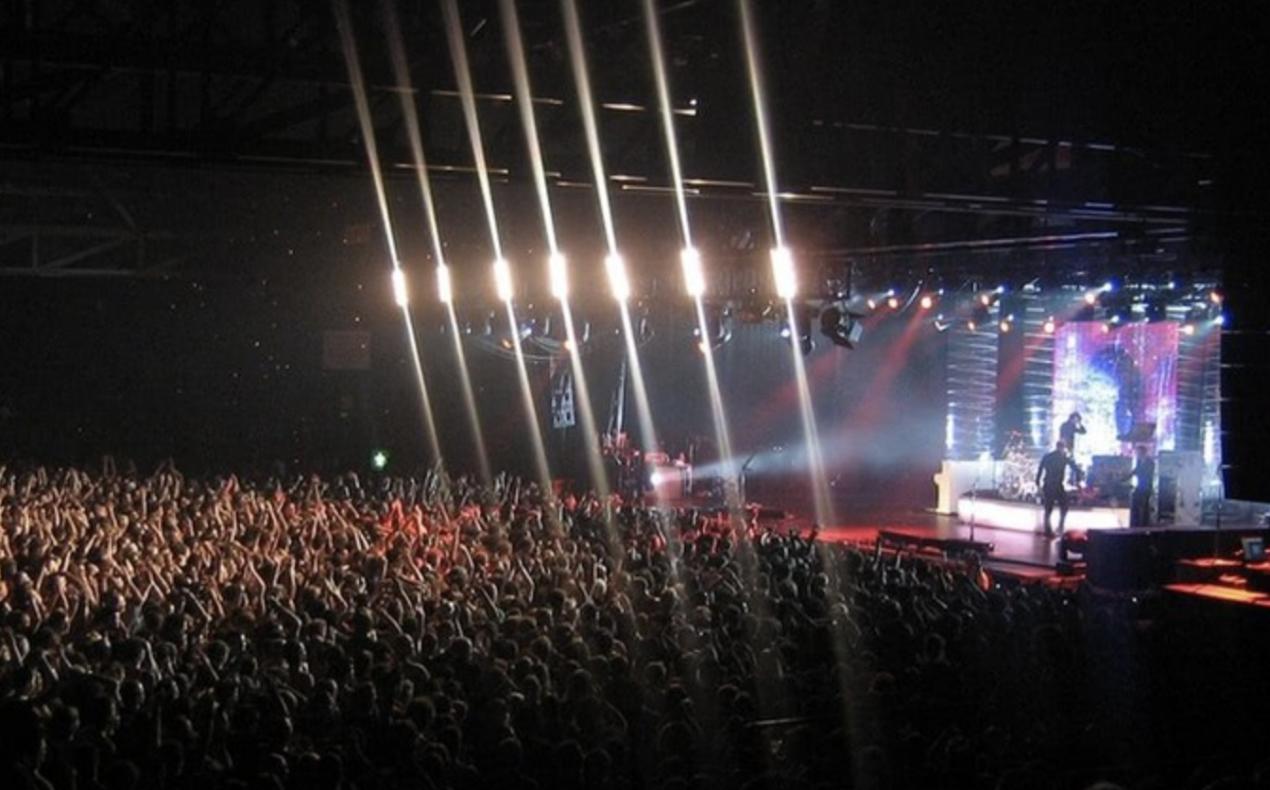 Melbourne's Festival Hall